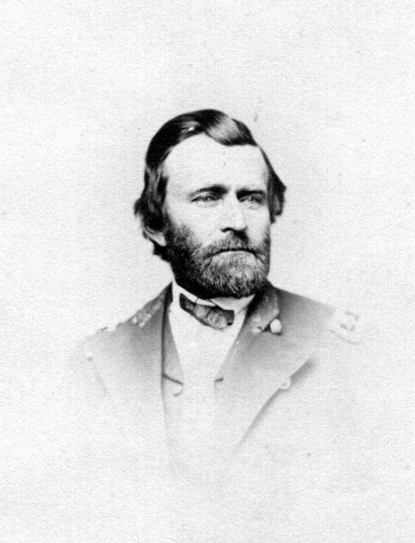 1873: US Grant CDV UACC PADA