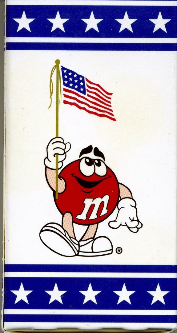 1005: M&M's  George W Bush Presidential Memorabilia UAC