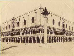 19th Century Venice 19th Century Photo UACC PADA
