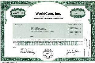 WorldCom UACC PADA