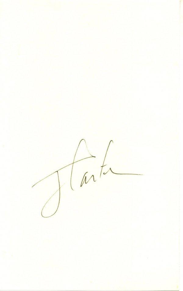 2020: Jimmy Carter Signature UACC PADA