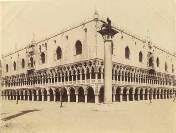 3006: 19th Century Venice 19th Century Photo UACC PADA