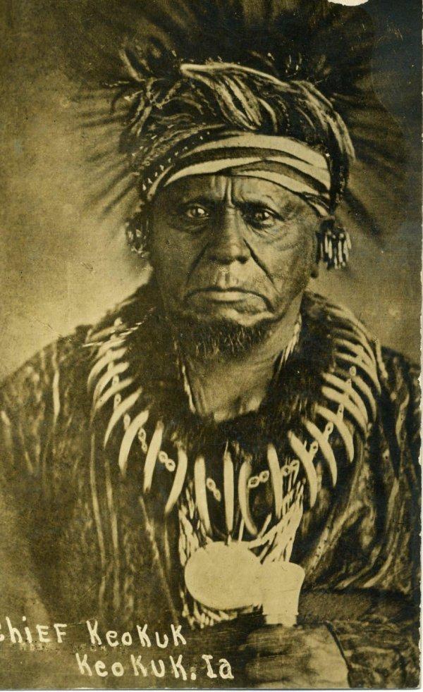 3032: Photograph [Native American] Original Photo UACC