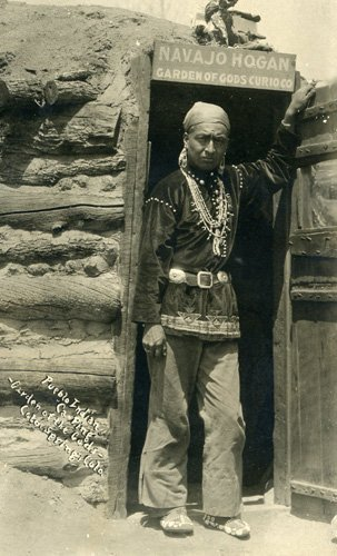 3034: Photograph Native American Original Photo UACC PA
