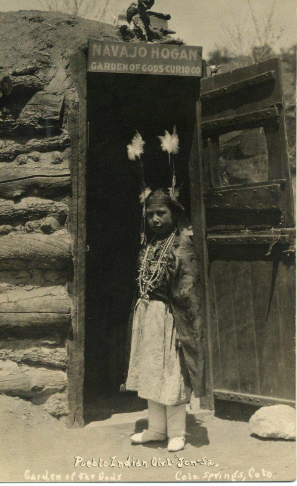 3035: Photograph Native American Original Photo UACC PA
