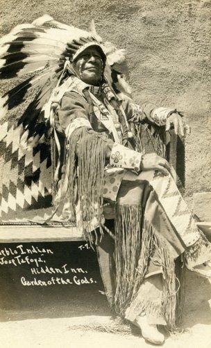 3039: Photograph Native American Original Photo UACC PA