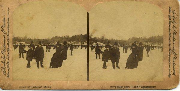 3042: 1889 New York City 19th Century Photo UACC PADA