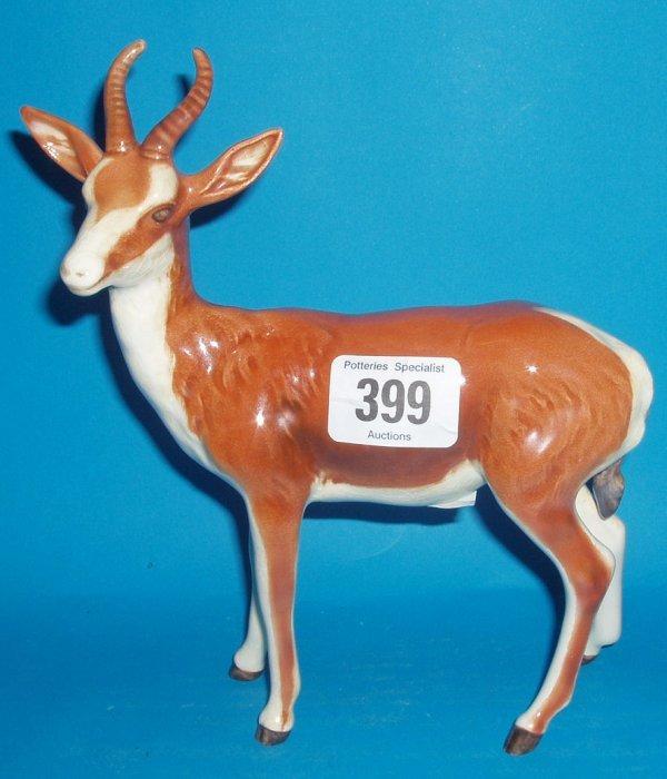 399: Beswick Springbok 1048