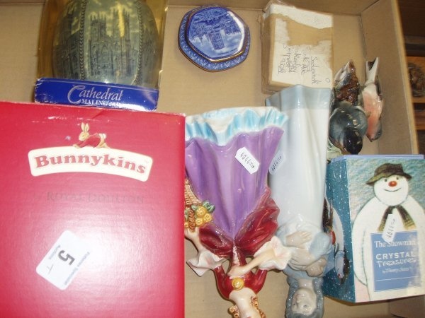 5L: A Collection Of Various Pottery To Include Doulton