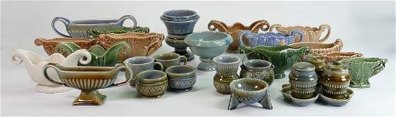 A collection of Wade porcelain small items: Including