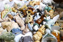 A good collection of Wade whimsies: Including Sea Life,