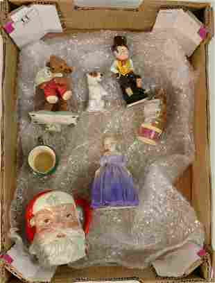 Royal Doulton Collection: Including Santa Claus toby