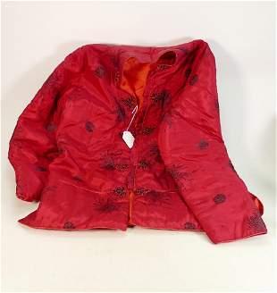 Chinese vintage ladies hand made jacket