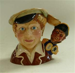 Royal Doulton Intermediate Limited Edition Character