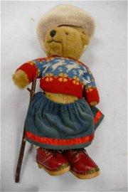 Lakeland Bears Teddy Bears Farmers Girl: