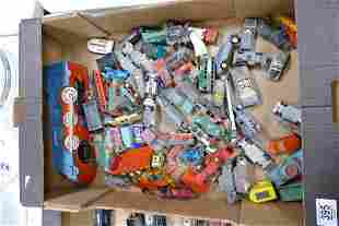 A large collection of Corgi, Matchbox Triang Spot On