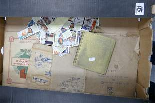 A collection of 1930's Cigarette Card Books including: