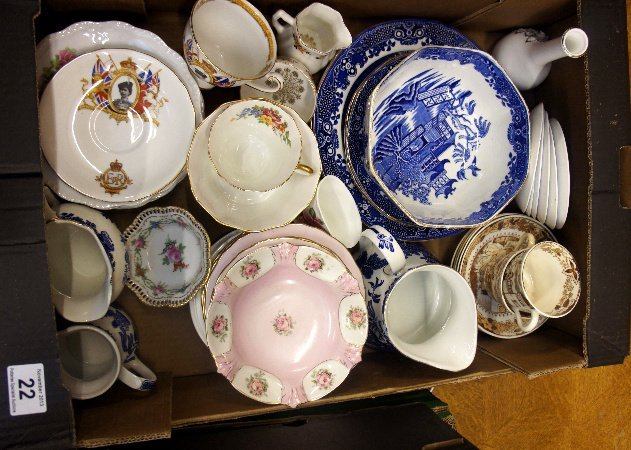 A collection of part dinner ware consisting of Adams