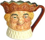 Royal Doulton Large Musical Character Jug Olde King