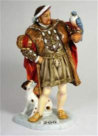Royal Doulton Limited Edition Figure - Henry VIII