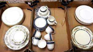 A collection of pottery to include Royal Doulton