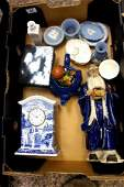 A collection of pottery to include Spode Italian design