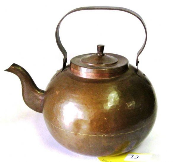 COPPER T-KETTLE