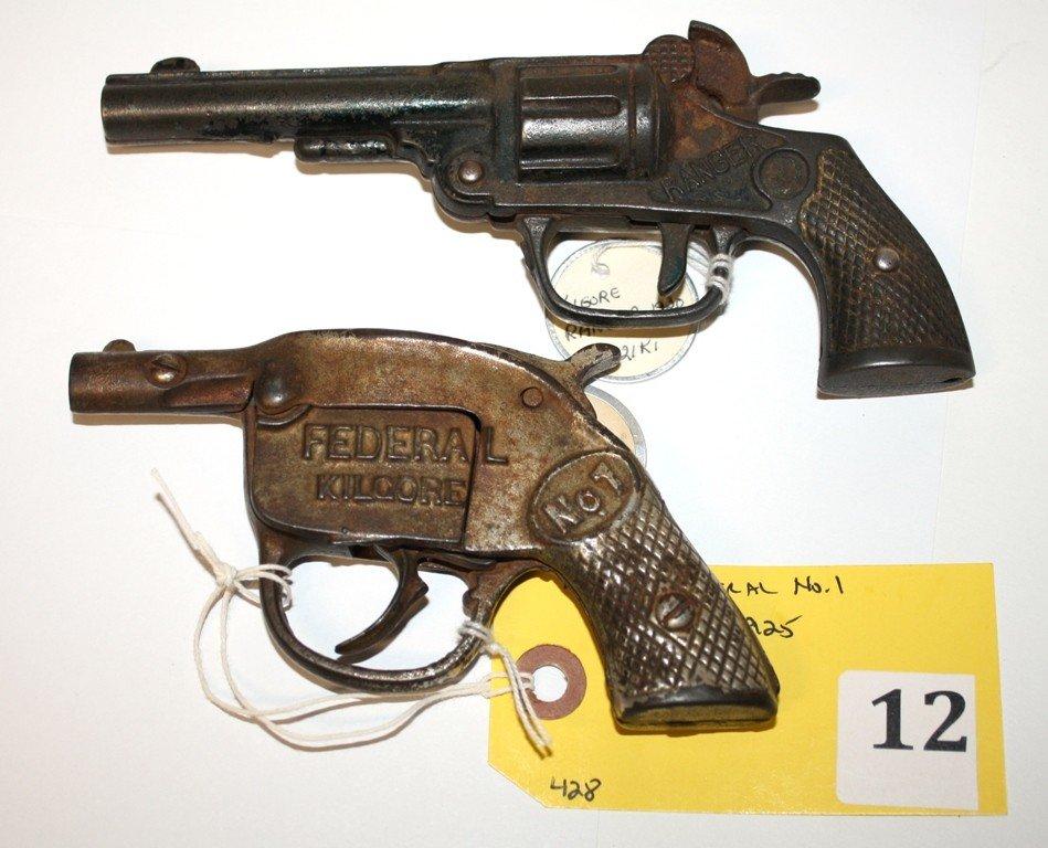 12: KILGORE CAP GUNS