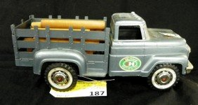 HUBLEY LOGGERS TRUCK