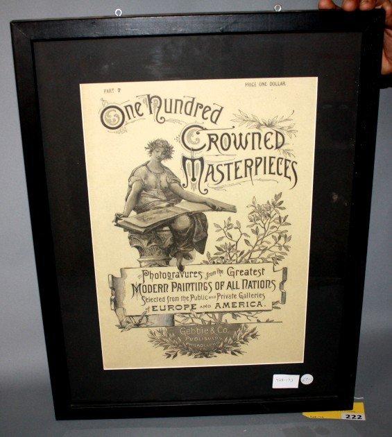 222: 1890 ADVERTISING