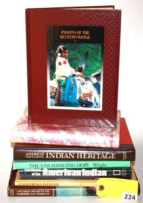 224: INDIAN BOOKS