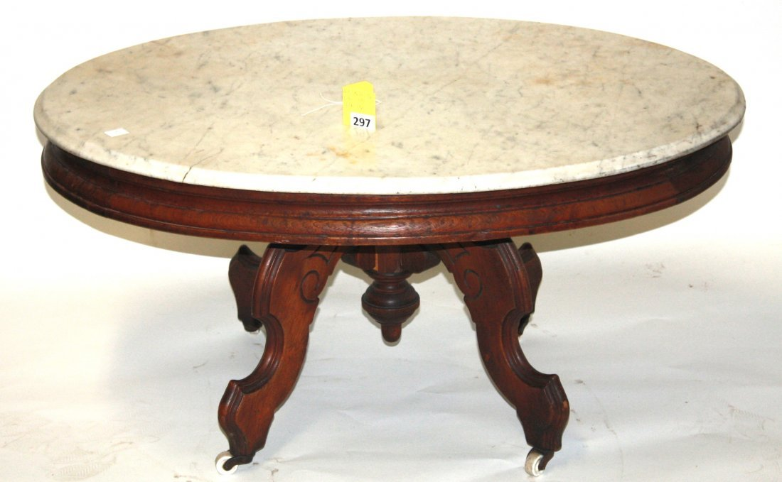 297: VICTORIAN COFFEE TABLE