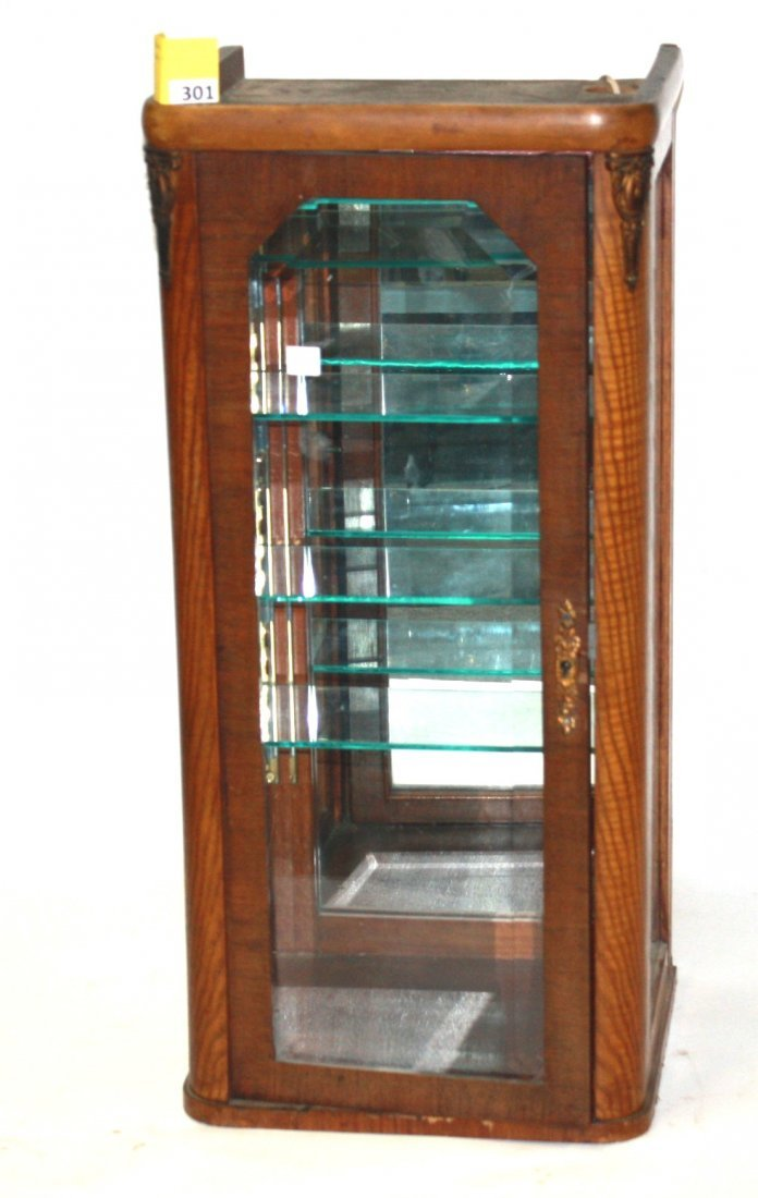 301: FRENCH DISPLAY CABINET