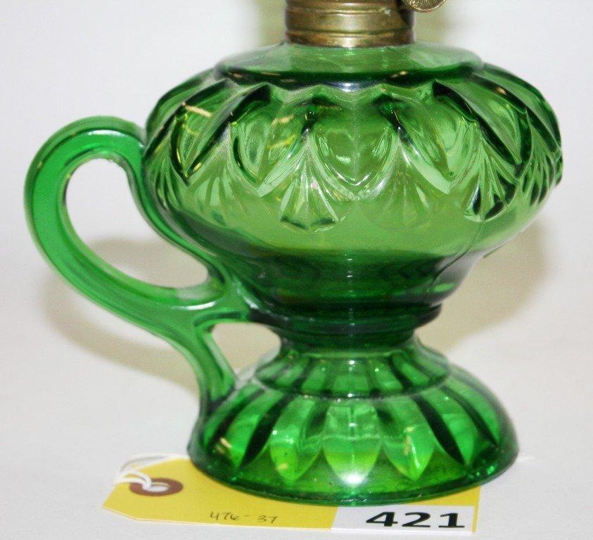 421: ERIN FAN FINGER LAMP