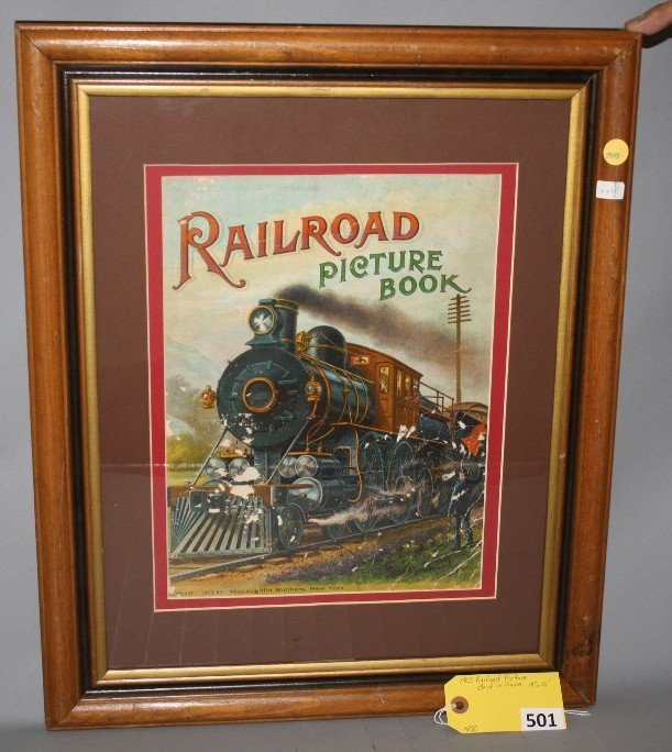 501: 1903 RAILROAD PICTURE