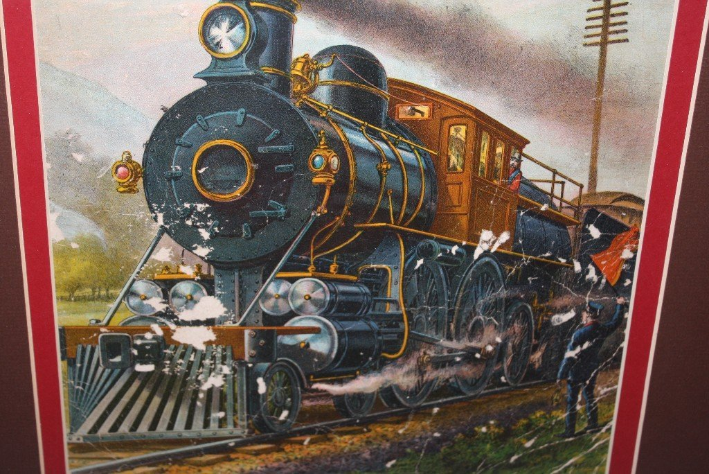 501: 1903 RAILROAD PICTURE - 4