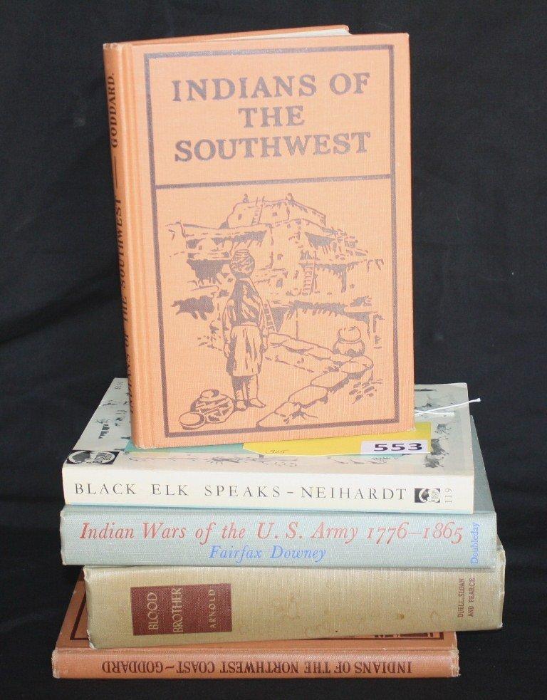 553: BOOKS