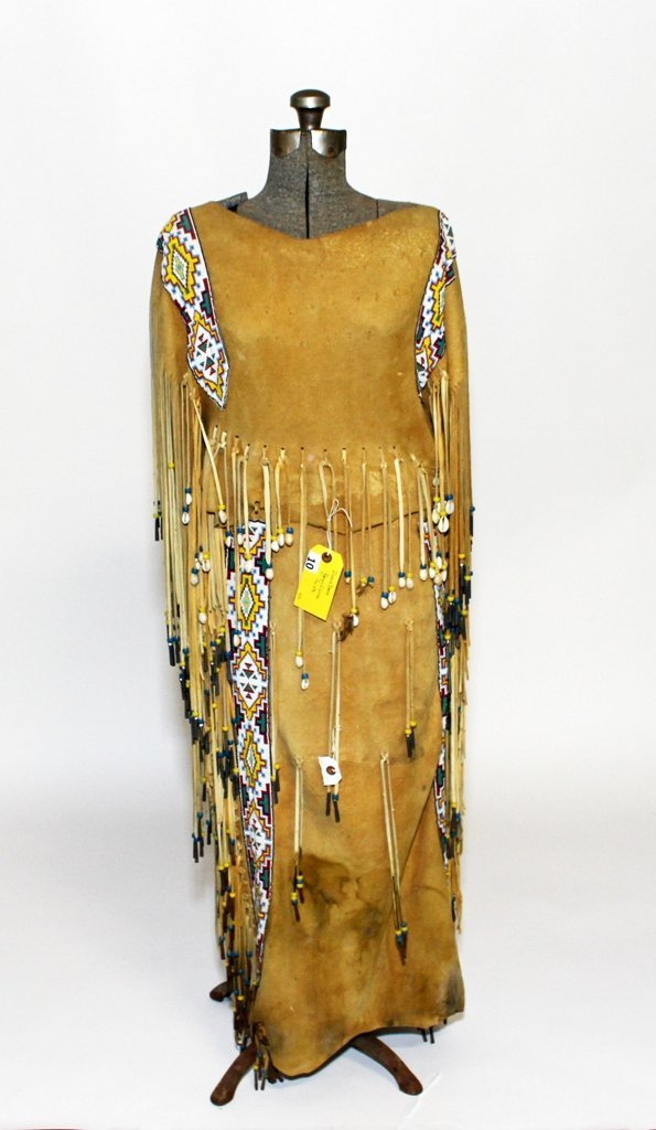 PAIUTE DANCE DRESS