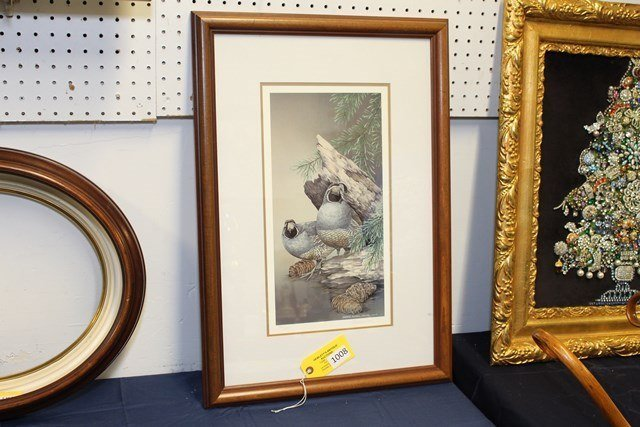 SHERRIE RUSSELL MELINE LIMITED ED. PRINT - 2