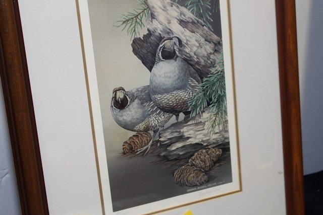 SHERRIE RUSSELL MELINE LIMITED ED. PRINT - 3