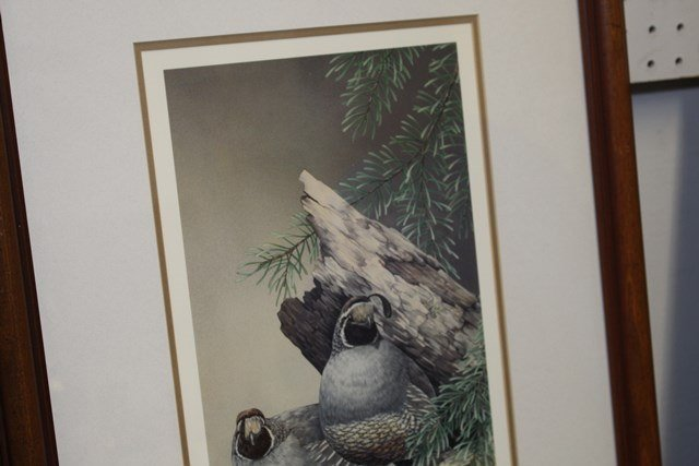 SHERRIE RUSSELL MELINE LIMITED ED. PRINT - 4