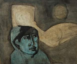 AUGUSTO RODRIGUES - UNTITLED - PORTUGAL