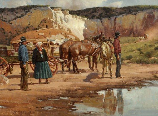 21: Navajo Neighbors