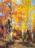September Aspen II by Robert Moore (1957- )