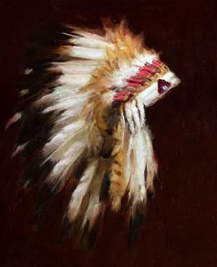 Little Eagle by Elizabeth Robbins (1962- )