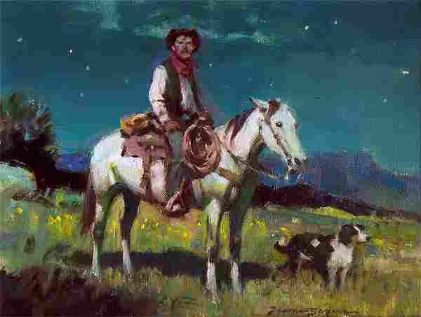 Moonstruck by Duane Bryers (1911-2012)