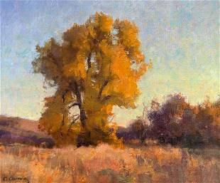 Ghost Covey Tree by Clyde Aspevig (1951- )