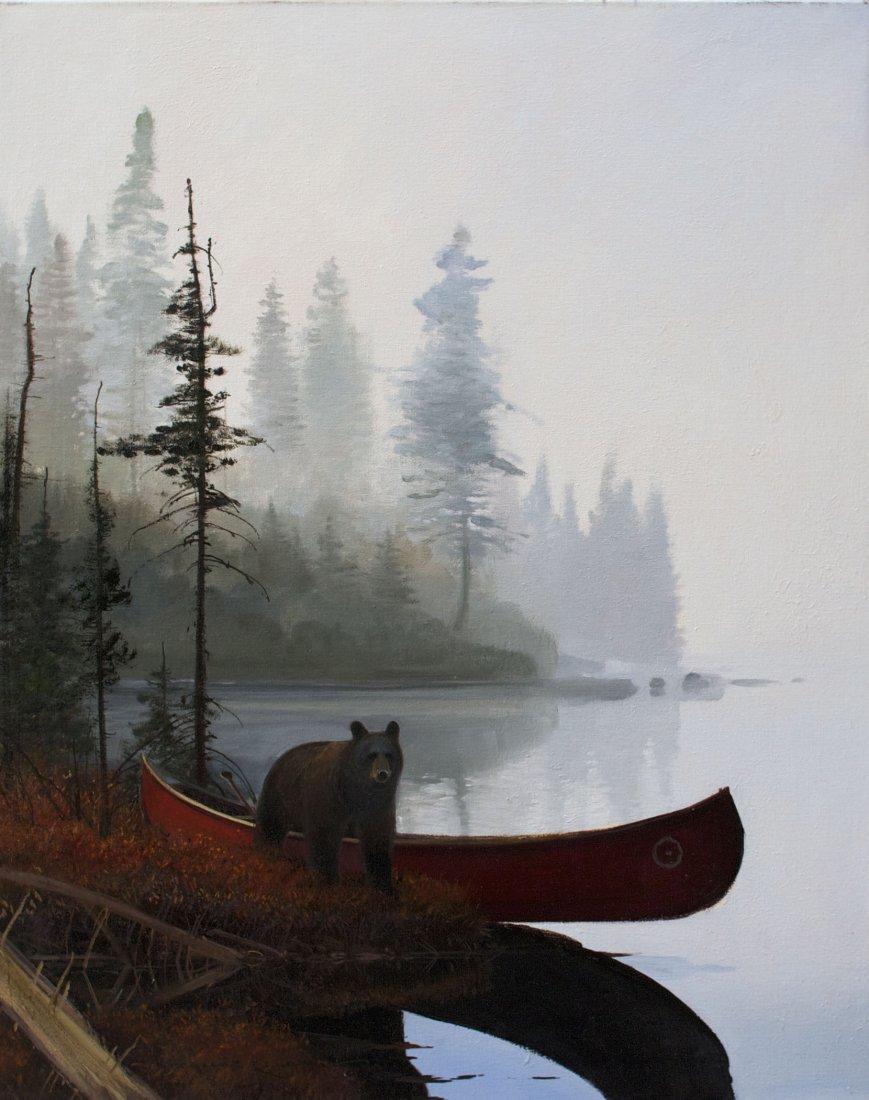 4: Misty Morning, 2012