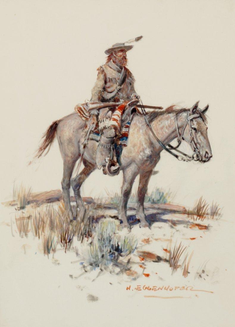 10: Trapper,