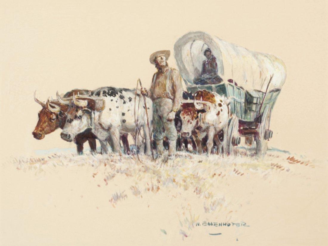 11: Prairie Schonner,